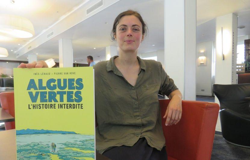 Bretagne: Le scandale des algues vertes raconté dans une bande dessinée