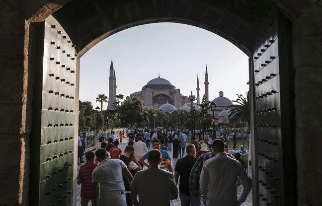 nouvel ordre mondial | Turquie: Erdogan veut renommer l'ex-basilique Sainte-Sophie en «mosquée Sainte-Sophie»