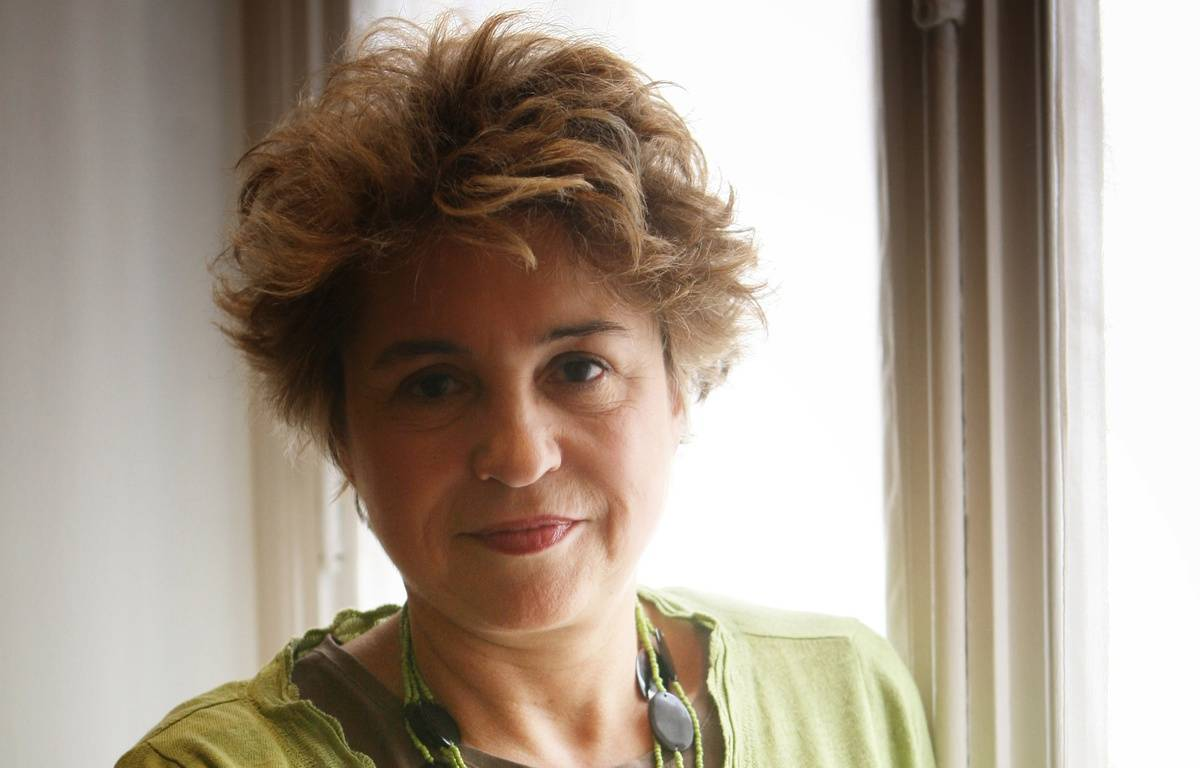 Catherine Dolto, haptopsychothérapeute. – OLIVIER LABAN-MATTEI / AFP