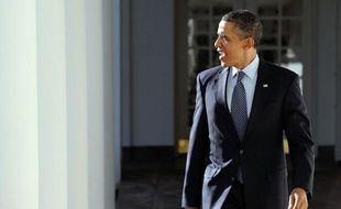 """Le président des Etats-Unis Barack Obama va appeler mardi à reconstruire l'économie américaine sur la base de règles identiques pour tous, """"du haut jusqu'en bas"""", dans un discours sur l'état de l'Union en forme de feuille de route pour une réélection."""