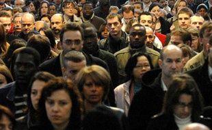 La diversité de la population française.
