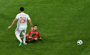Diego Costa égalise pour la Roja
