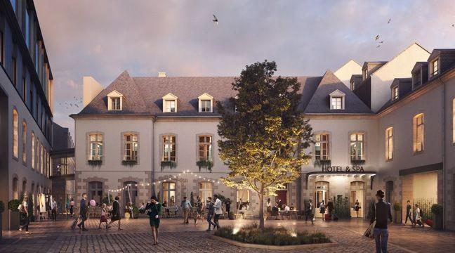 Rennes : Bar, rooftop, spa… Avec Mama Shelter, le futur hôtel des Lices veut séduire touristes et locaux