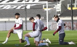 Aston Villa a fermé son centre d'entraînement