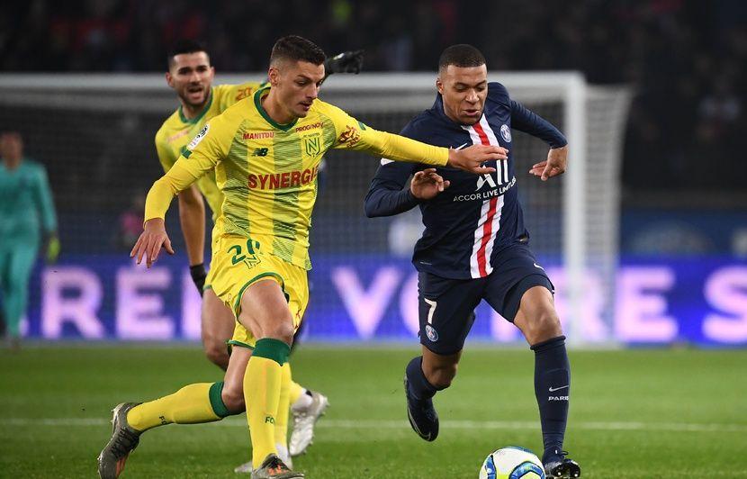 PSG - Nantes : Petite victoire, mais victoire quand même pour Paris... Revivez le match comme à la maison