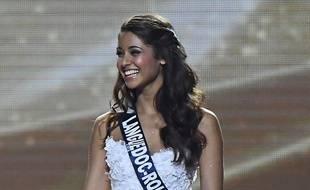 Aurore Kichenin, miss Languedoc-Roussillon, première dauphine de miss France 2017, a concourru à miss Monde.