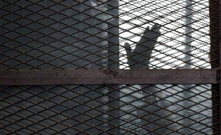Un détenu de la prison de Tora, dans le sud du Caire, en 2015 (illustration).