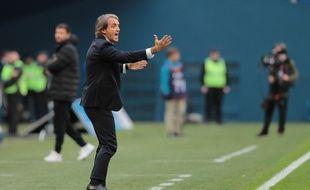 Roberto Mancini est le nouveau sélectionneur de l'équipe d'Italie.