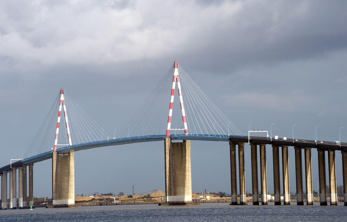 Le pont de Saint-Nazaire. – D.Meyer/20Minutes