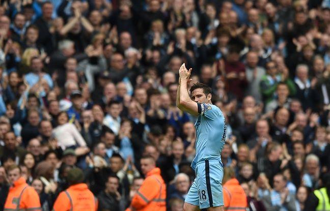 Frank Lampard avait déjà fait ses adieux à la MLS