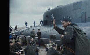 Matthias Schoenaerts dans Kursk de Thomas Vinterberg