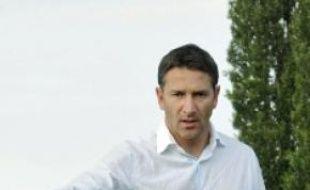 Philippe Montanier, coach du VAFC.