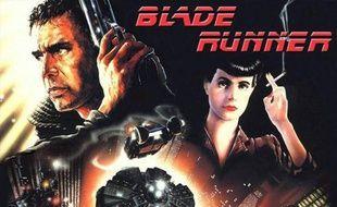 L'affiche de «Blade Runner», en 1982.