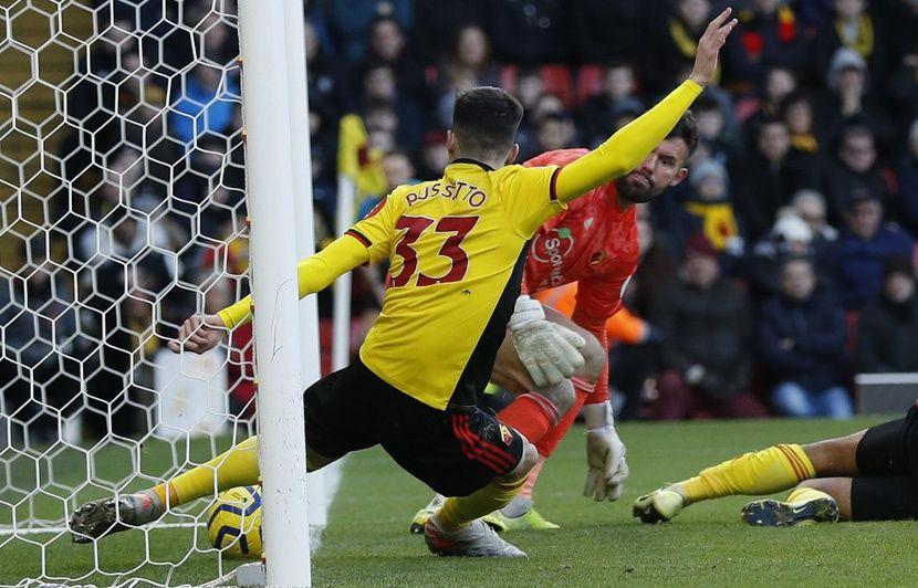 Premier League: Tottenham privé de victoire pour très exactement 10,04 millimètres contre Watford