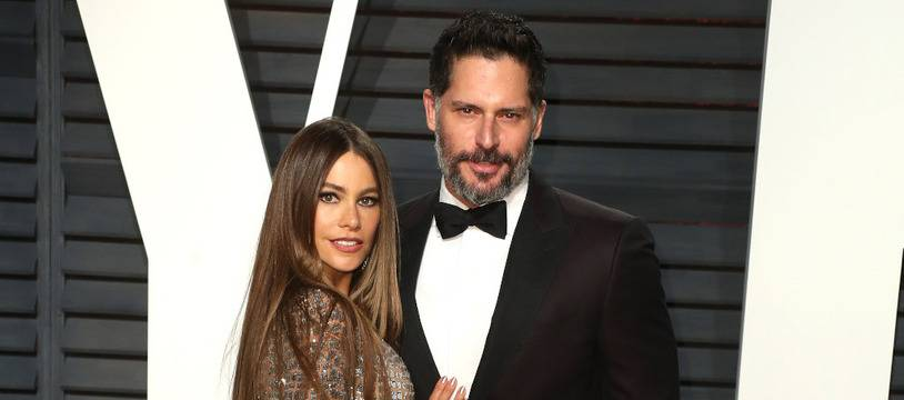 Les époux Sofia Vergara et Joe Manganiello