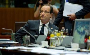 """Le président français François Hollande a annoncé vendredi qu'il allait soumettre """"rapidement"""" au Parlement français pour ratification """"toutes les décisions"""" adoptées au sommet européen de Bruxelles, dont le pacte budgétaire européen."""