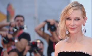 L'actrice Cate Blanchett