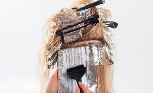 AprГЁs avoir teint les cheveux, dГ©mangeaisons la tГЄte