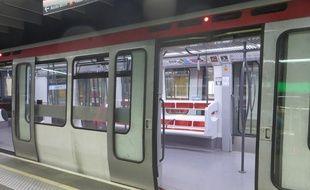 Les perturbations seront limitées lundi 26 novembre sur le réseau des métros lyonnais, concerné par une grève des régulateurs.