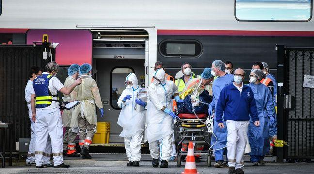 Onze décès de plus dans les hôpitaux de Nouvelle-Aquitaine en 24 heures