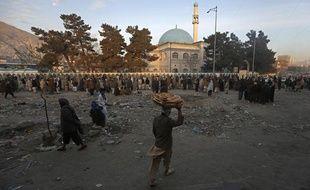 Un marché de Kaboul (Afghanistan), le 2 avril 2013.