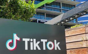 Illustration de TikTok.