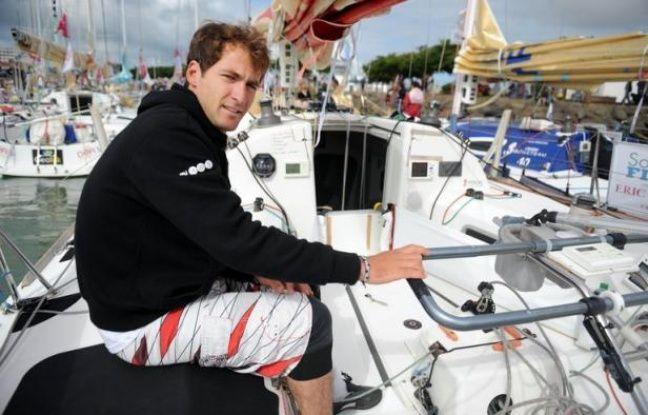 Morgan Lagravière, 25 ans, a été sacré samedi champion de France 2012 de course au large en solitaire après sa victoire dans la dernière épreuve de la saison, l'Eiffage TP Med Race à Marseille.