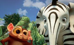 La série d'animation «Zafari» est diffusée sur France 4.