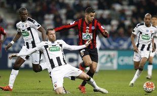 Hatem Ben Arfa, le 4 janvier 2016, contre Rennes.