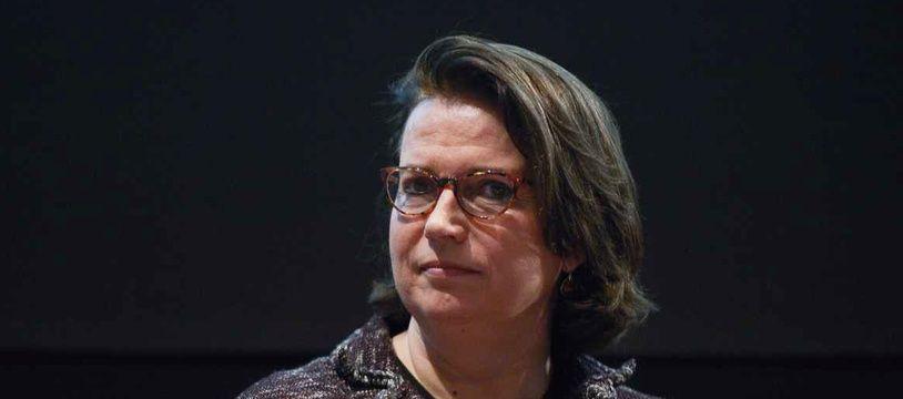 Claire Hédon, la nouvelle Défenseure des droits.