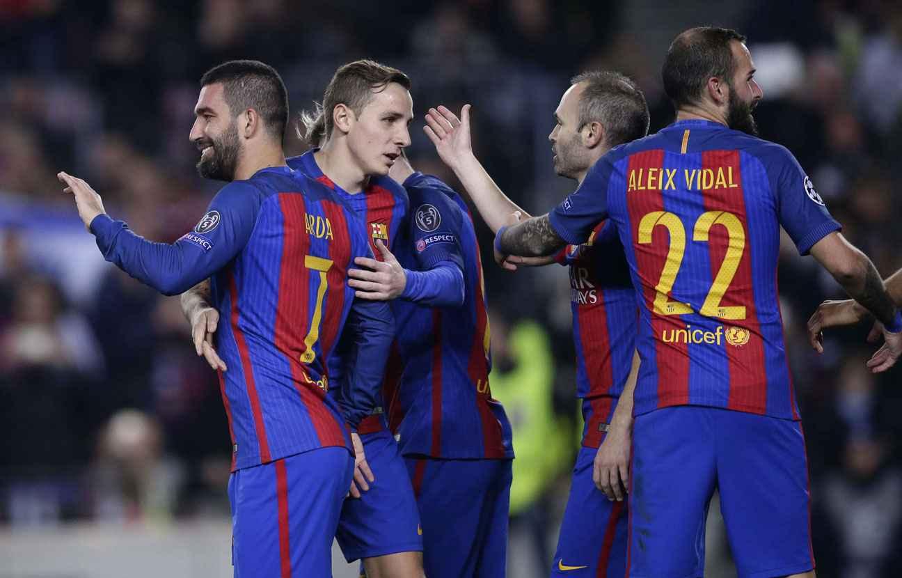 Le Barça invite Chapecoense pour un match de gala au Camp Nou