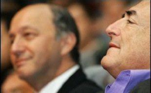 Les présidentiables du PS Ségolène Royal, Jack Lang, Dominique Strauss-Kahn, Laurent Fabius se sont retrouvés samedi à Strasbourg pour les derniers états généraux du parti, consacrés à l'Europe.