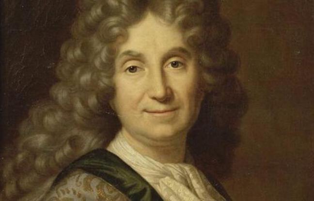 Nicolas Boileau, 1678, par Jean-Baptiste Santerre