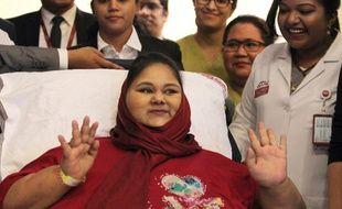 Considérée comme la « femme la plus grosse du monde » l'Egyptienne Eman Ahmed Abd El Aty est décédée ce lundi 25 septembre.