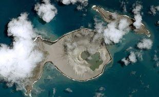 L'île de Hunga Tonga Hunga Ha'apa pourrait permettre de comprendre le développement potentiel de la vie sur Mars.