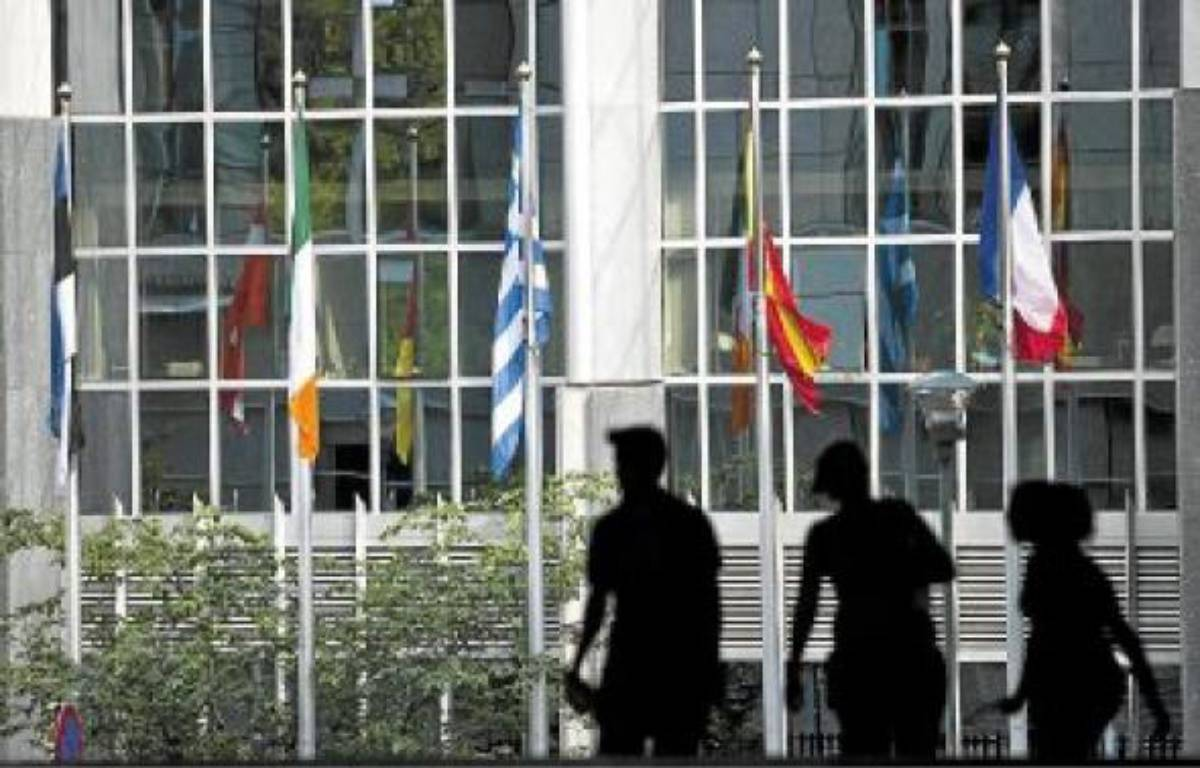 Les dirigeants de la zone euro ont une conception différente de la croissance. –  B. REVERT / ISOPIX / SIPA