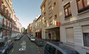 La rue Meurein, à Lille.