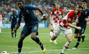 Pogba marque son premier but dans ce Mondial
