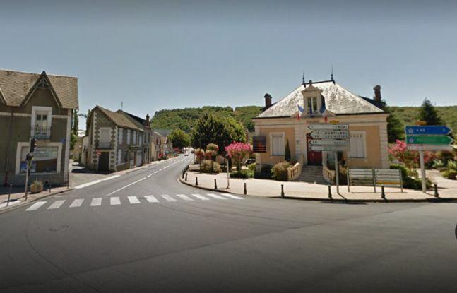 Le village du Lardin-Saint-Lazare en Dordogne