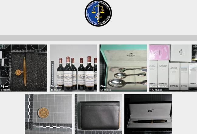 La gendarmerie de la Gironde a mis en place un site internet pour retrouver les victimes.