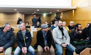 Dix parties civiles ont pu témoigner lors du procès de Bernard Preynat à Lyon.