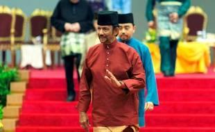 Le sultan Hassanal Bolkiah dirige le micro-état de Brunei depuis 1967.
