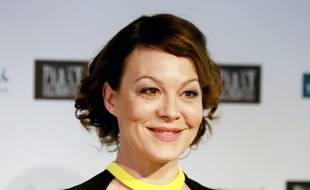 L'actrice Helen McCrory