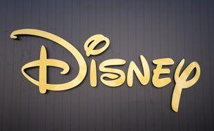 Le logo Disney.