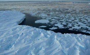 Le volume de la banquise arctique, mesuré cet automne par le satellite CryoSat, était supérieur de 50% à celui de l'an dernier, a indiqué lundi l'Agence spatiale européenne (ESA).