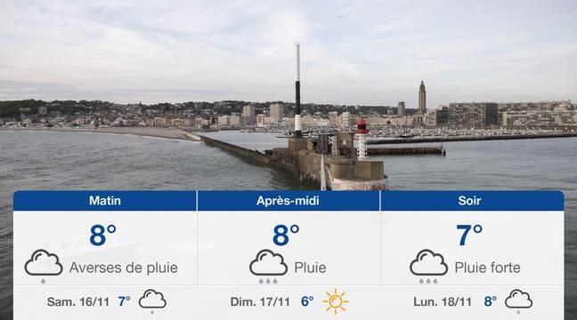 Météo Le Havre: Prévisions du vendredi 15 novembre 2019 - 20minutes.fr