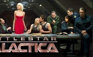 La cène, version Battlestar Galactica