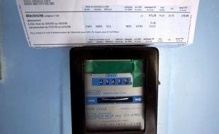 Le budget moyen dévolu par les Français à l'électricité et au chauffage a bondi de 32% en 10 ans, passant de 115 euros par mois en 2000 à 150 euros en 2010, selon une enquête du magazine 60 millions de consommateurs de l'Institut national de la consommation (INC).