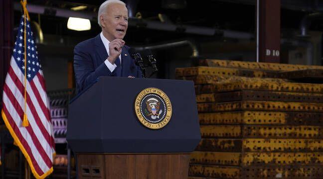 Etats-Unis : Joe Biden veut investir 2.000 milliards de dollars dans les infrastructures