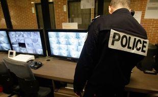 Le commissariat central de police de Toulouse.